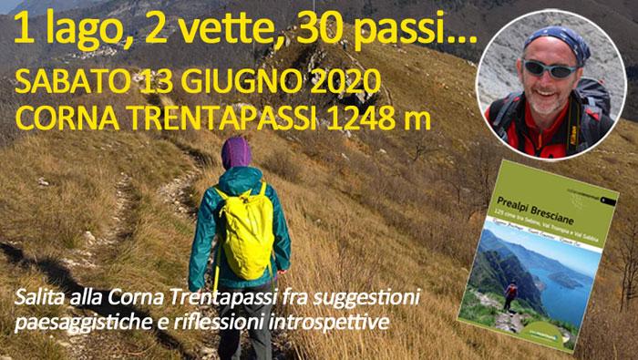 Escursione Corna Trentapassi