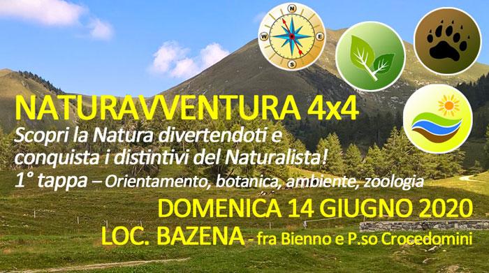 NATURAVVENTURA 4x4 - BAZENA