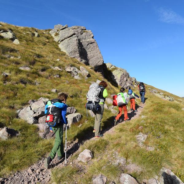Escursioni in montagna e natura