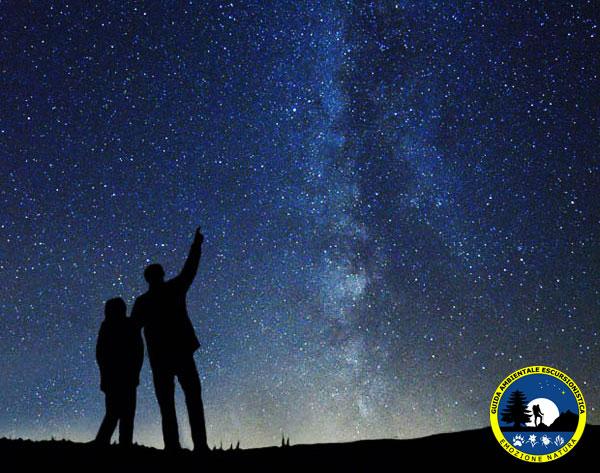 Escursioni sotto le stelle