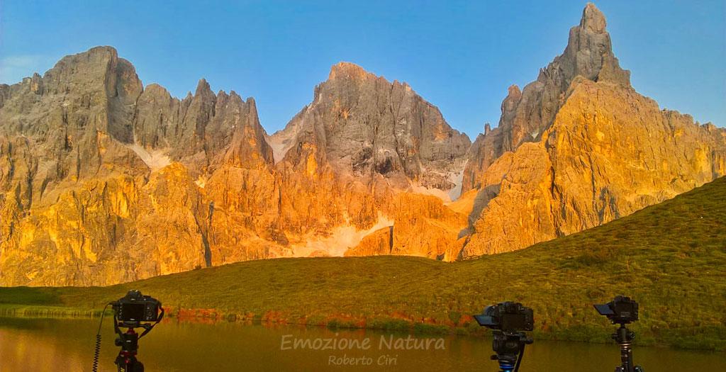 Workshop fotografici sulle Dolomiti
