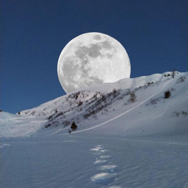 Workshop fotografia di paesaggi lunari