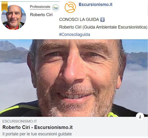 GAE Roberto Ciri Escursionismo.it