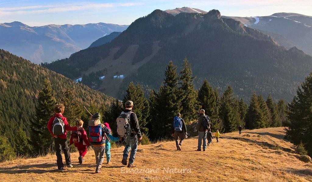 Escursioni per famiglie