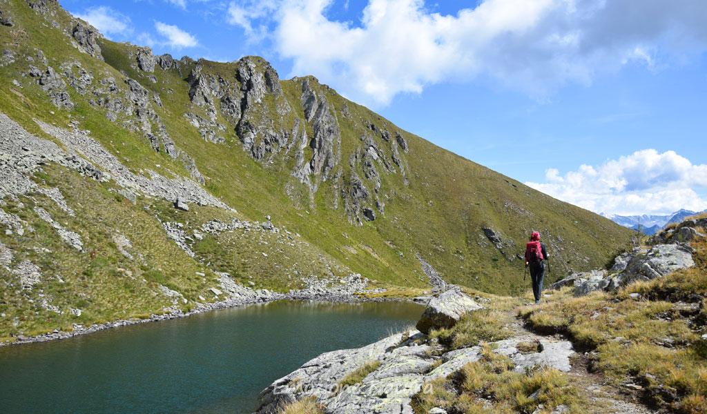 Escursioni laghi montagna