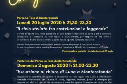 Locandina serate a Monterotondo